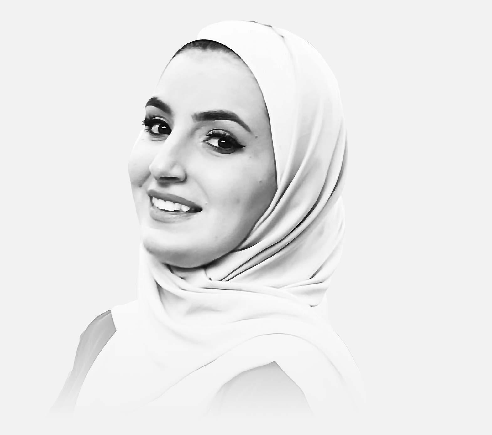 Portrait of Safa'a Altammam