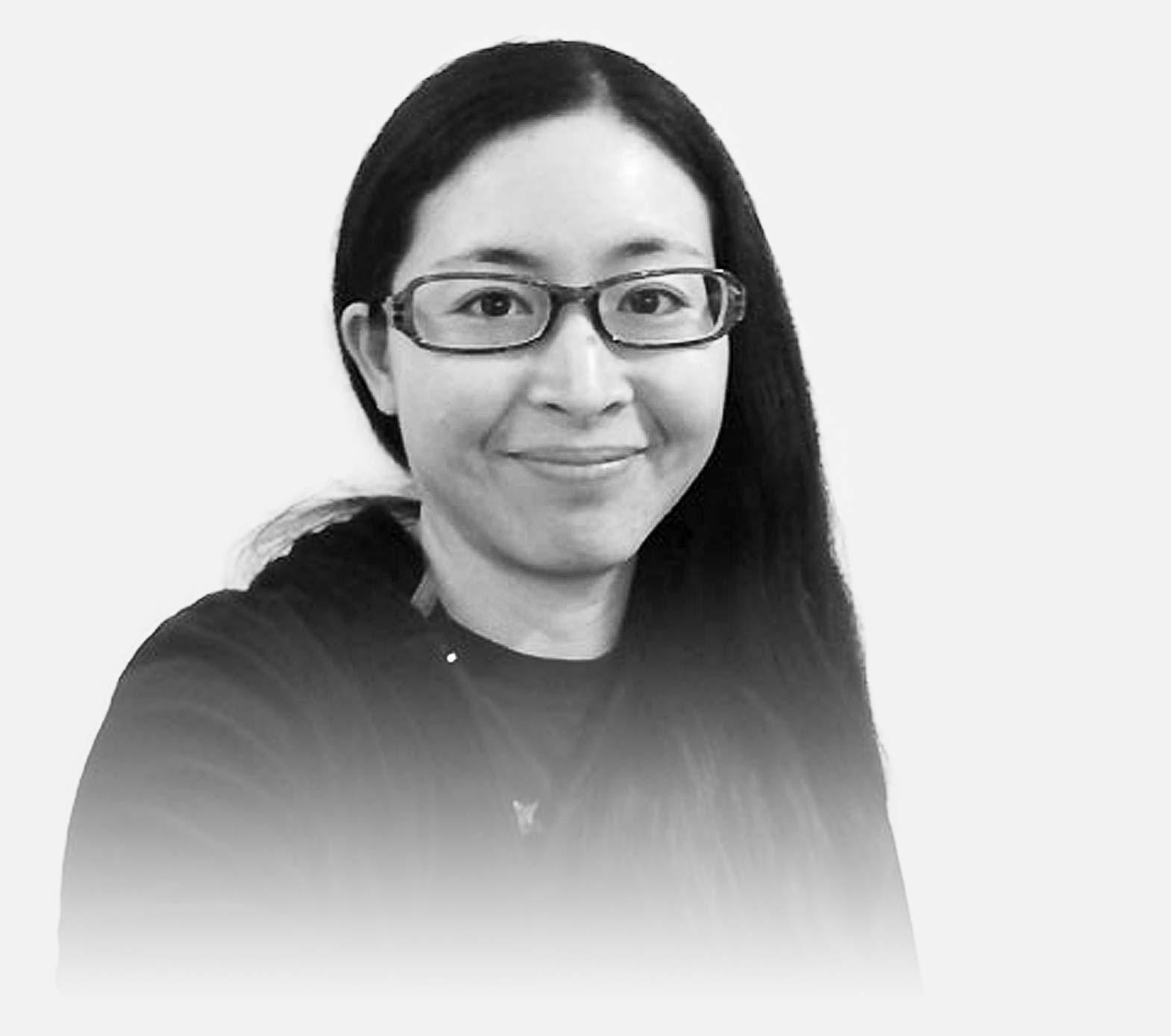 Portrait of Jess Chua