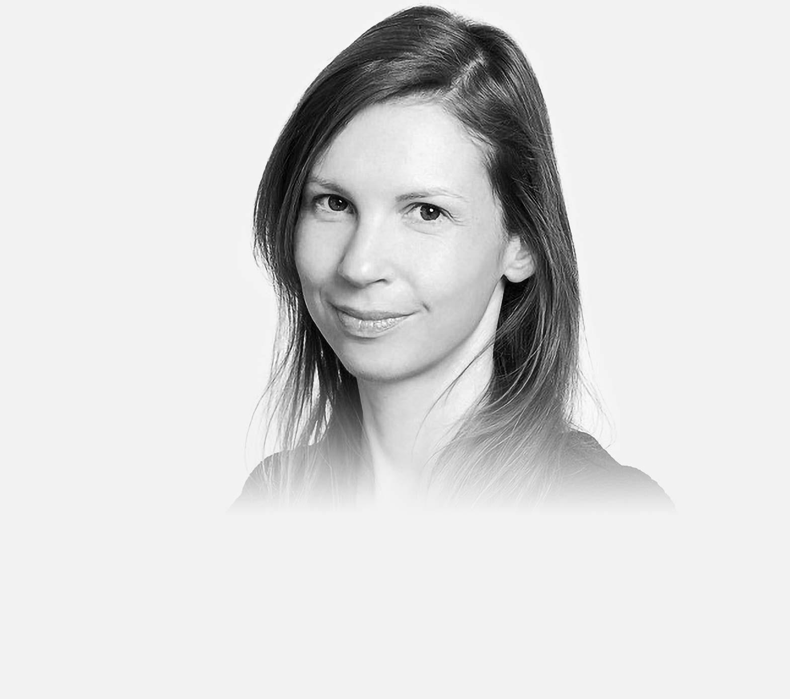 Portrait of Ariela Becker