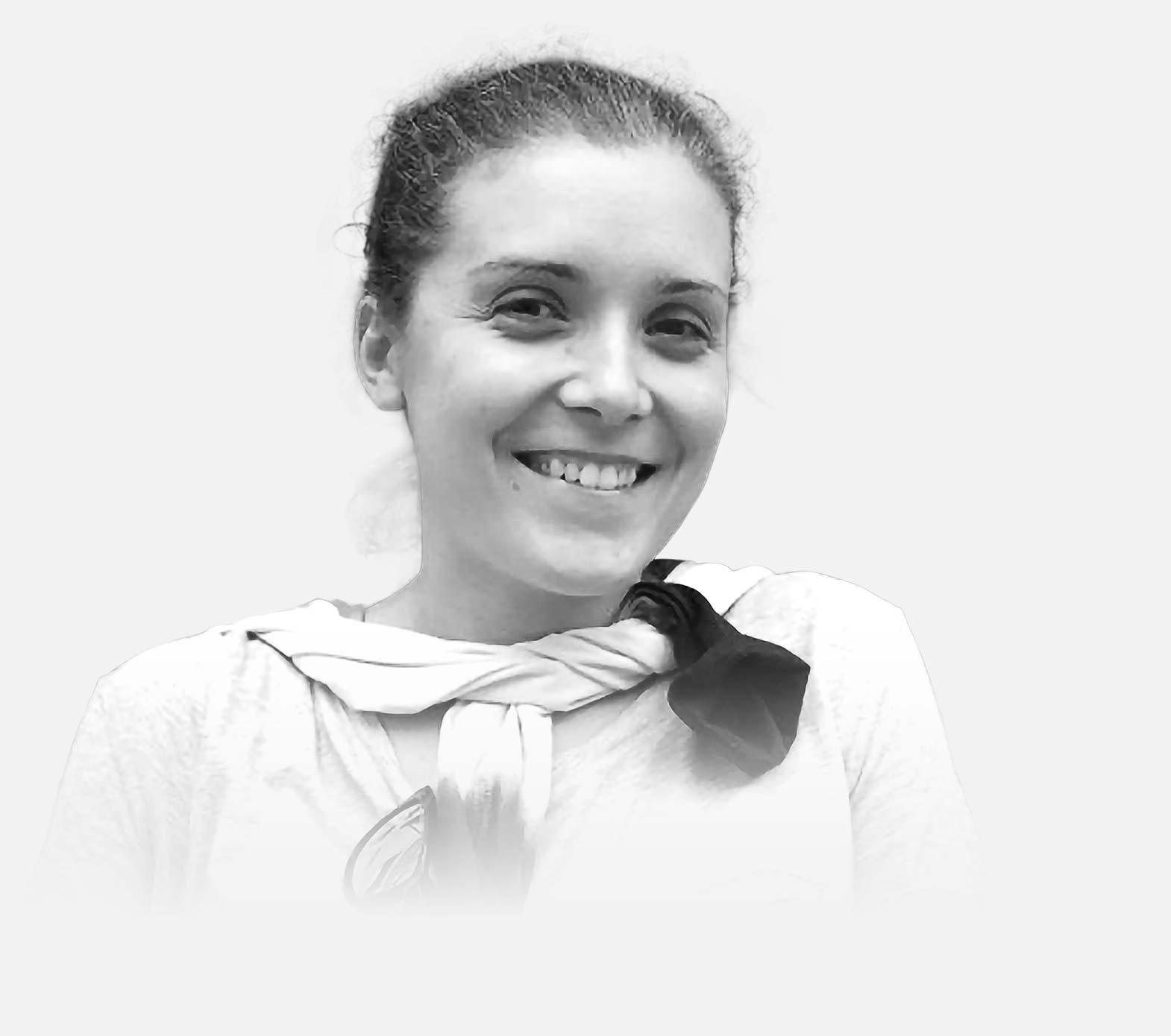 Portrait of Aleksandra Zajdzik
