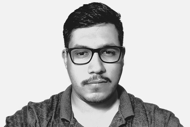 Portrait of Alejandro Villa Renteria