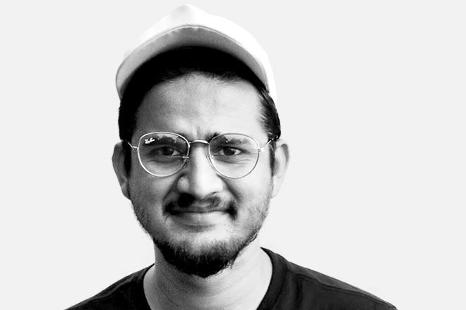 Portrait of Mohd Belal